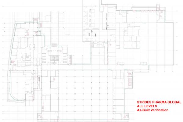 2D As Built Drawings Service Singapore