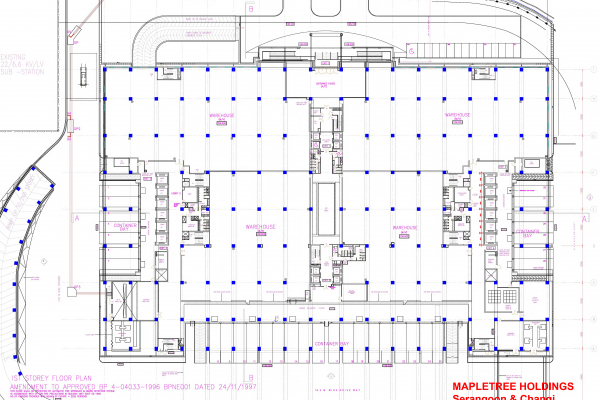 On Site Surveying & 2D As Built Drawing Service