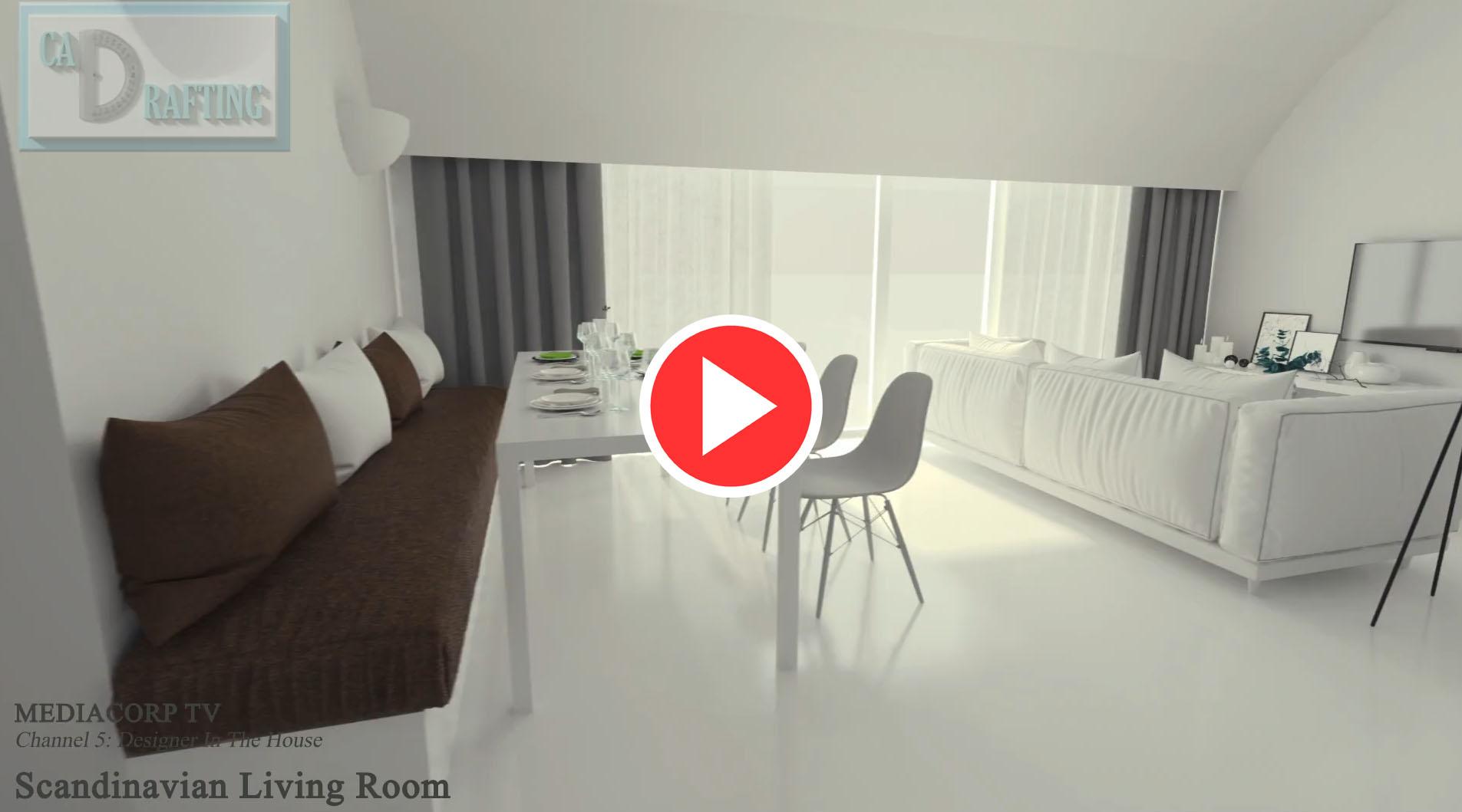 Living Room Walkthrough