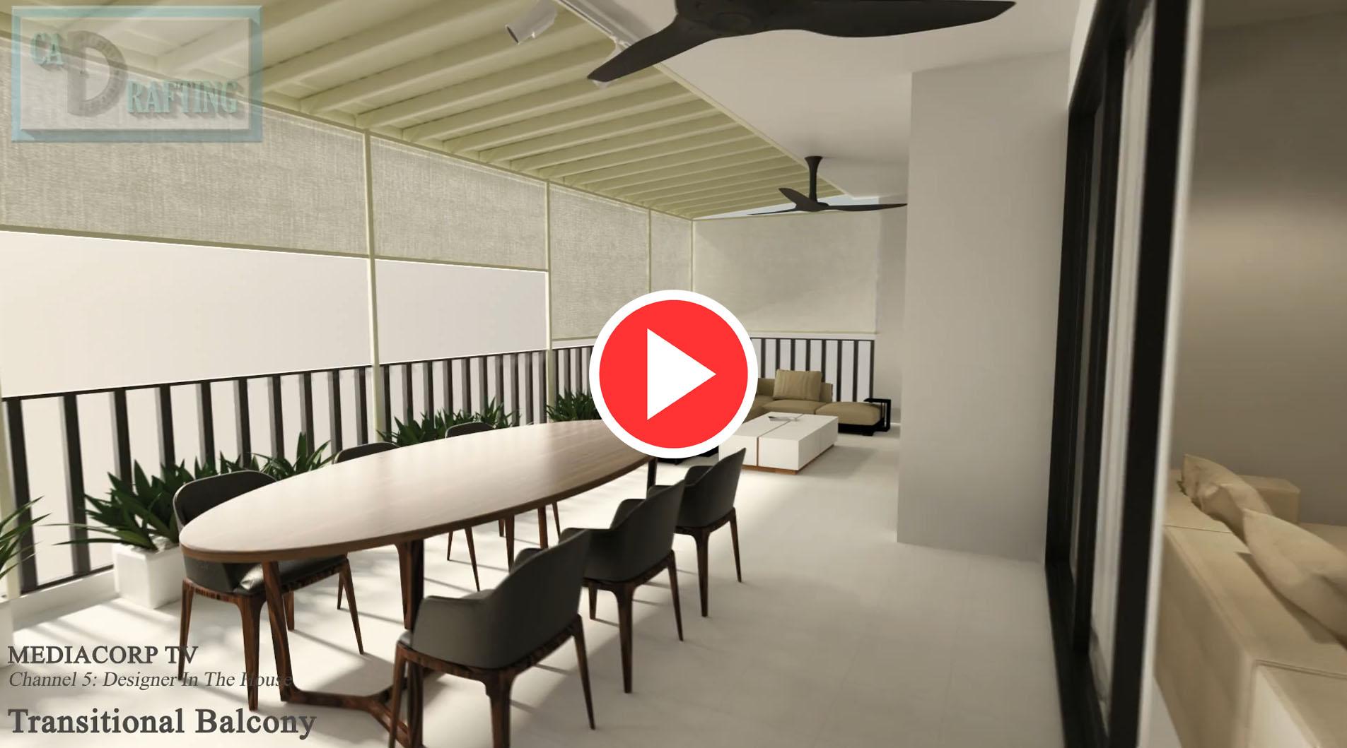 Balcony WalkThrough