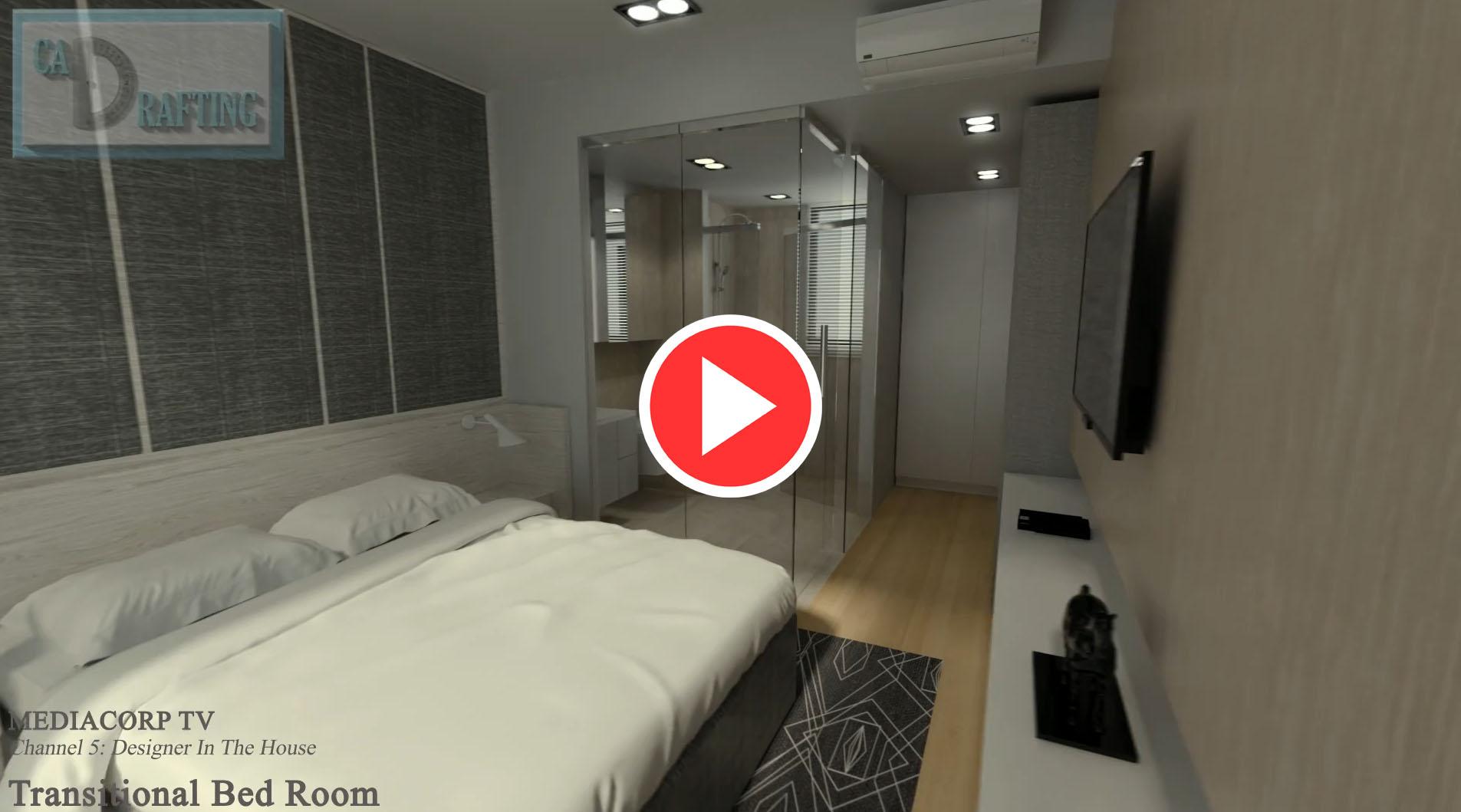 Bedroom Walkthrough