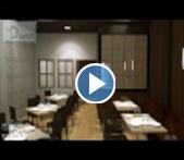 3D Walkthrough Service Interior Animation: Bar & Restaurant