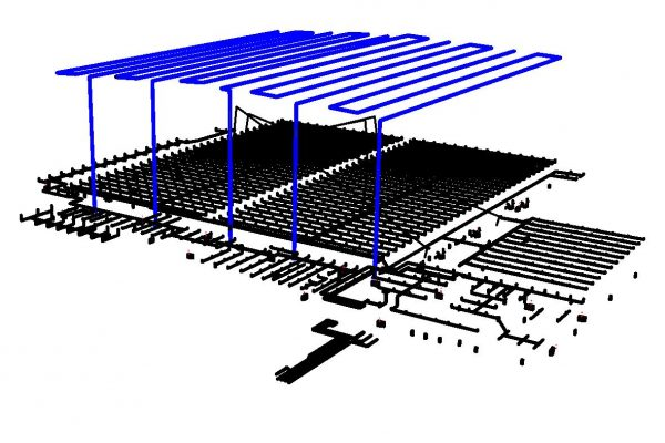 BIM Modelling Service for Fire Protection System