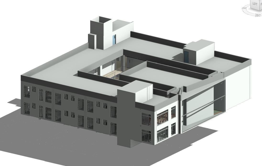 Convert to Revit Projects (.rvt)