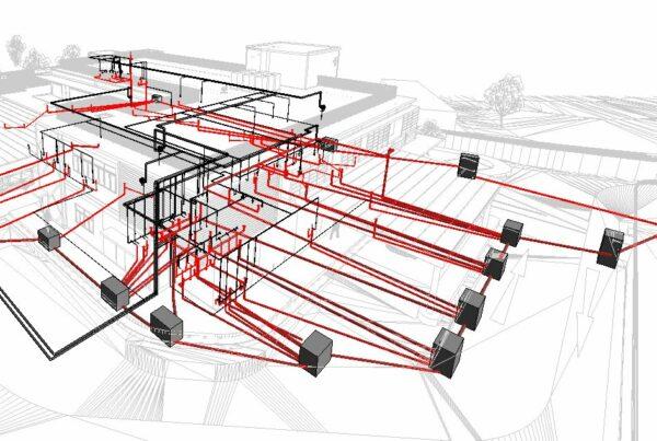 Plumbing & Sanitary BIM modelling Service and Convert to Revit Project
