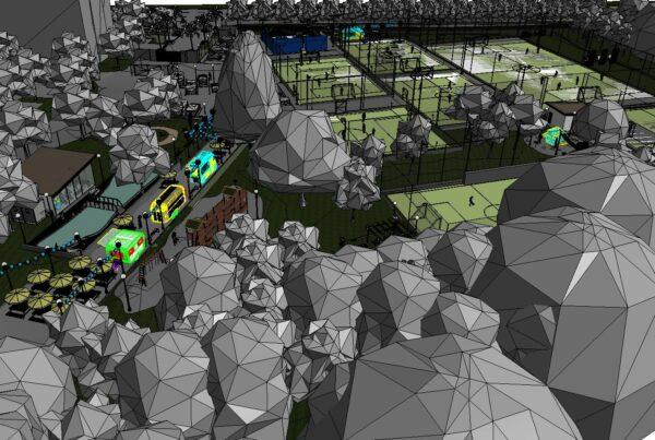 BIM Modelling Service, 3D Rendering Service and 3D Walkthrough Service