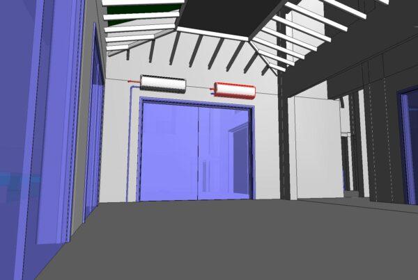 Architectural BIM modelling service
