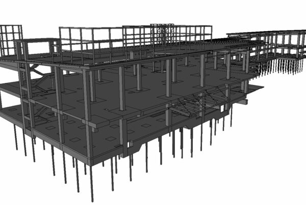 Super Structural Sub Structural BIM coordination and modelling service