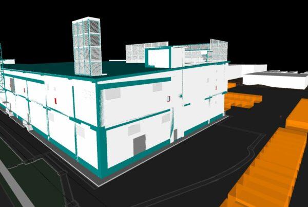 Architectural BIM Management and Coordination Service
