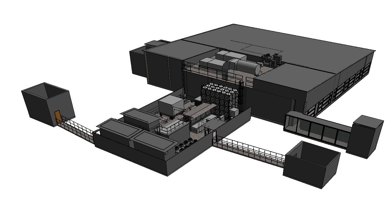 3D BIM Modelling