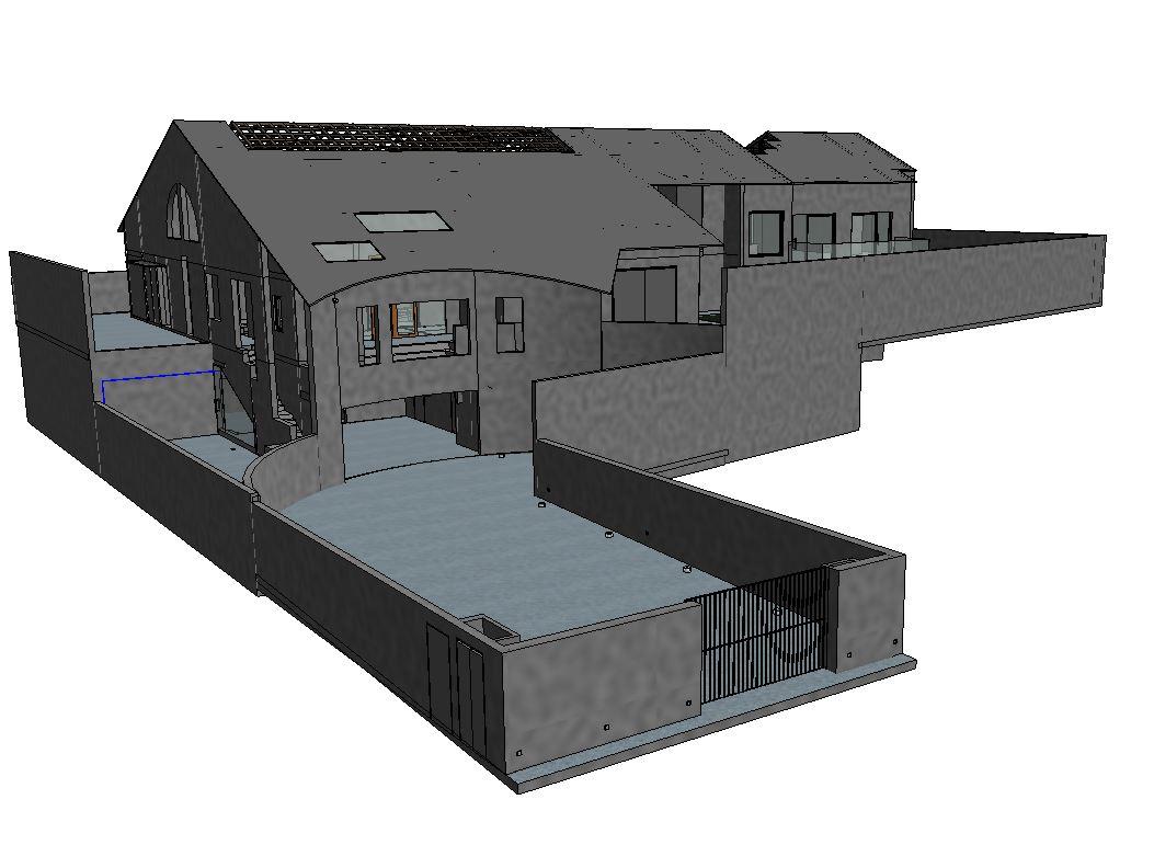 BIM 3D Modelling Service Housing
