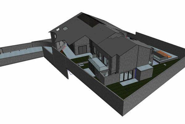 Housing BIM 3D Modelling